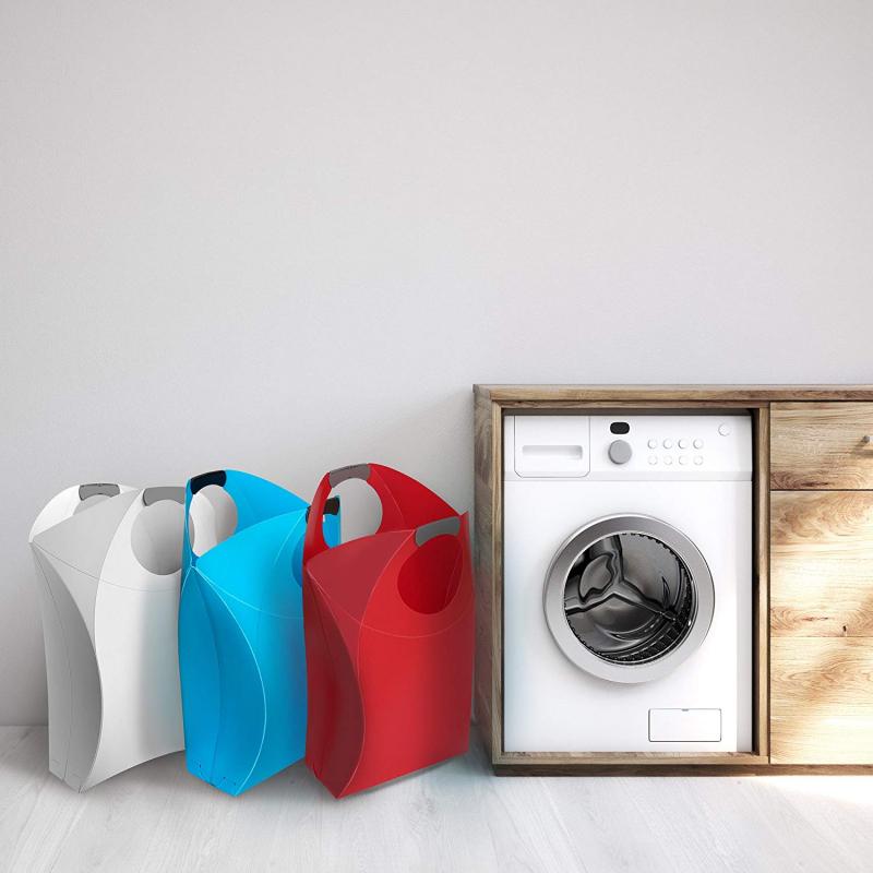 betec ideen rund f r haushalt und bad w schekorb wei origami. Black Bedroom Furniture Sets. Home Design Ideas