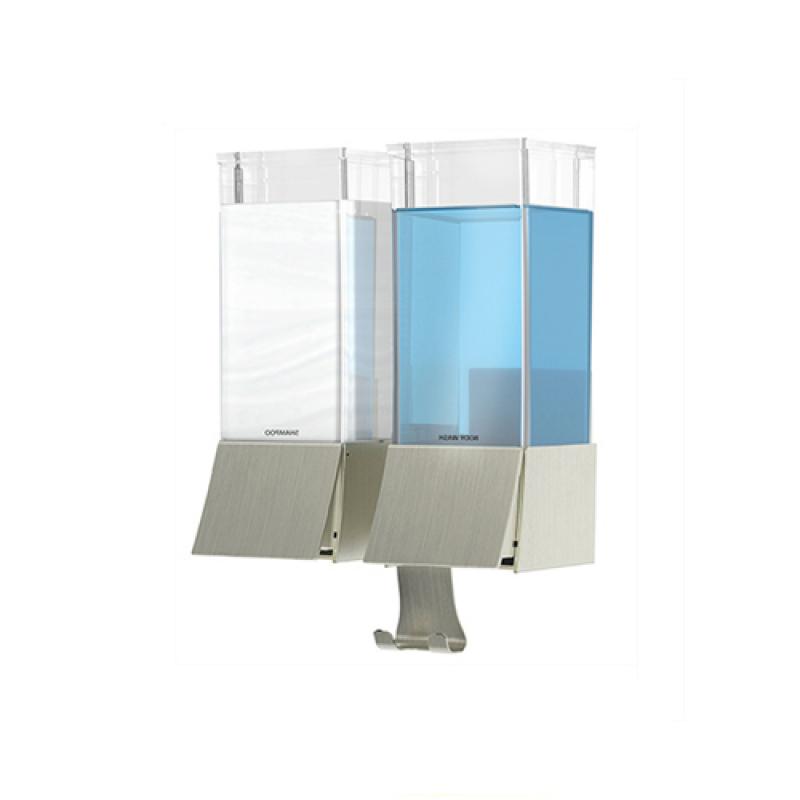 betec ideen rund f r haushalt und bad elegante und praktische wand seifenspender ohne bohren. Black Bedroom Furniture Sets. Home Design Ideas