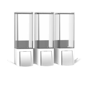 betec ideen rund f r haushalt und bad clever iii seifenspender wei. Black Bedroom Furniture Sets. Home Design Ideas